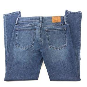 Lucky Brand Charlie Skinny Blue Jeans 4 / 27